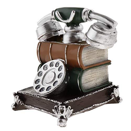 andwerk Aufbewahrungskörbe Figur Telefon Geschenk Geburtstag Innendekoration ()