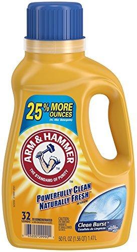 arm-hammer-liquid-laundry-clean-burst-dual-he-50-fluid-ounce-by-arm-hammer