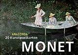 Postkartenbuch Claude Monet
