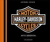 Harley-Davidson Motorcycles. Arte e leggenda