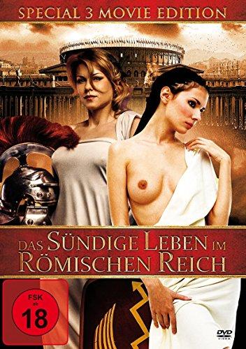 Das sündige Leben im Römischen Reich - Special 3 Movie Edition