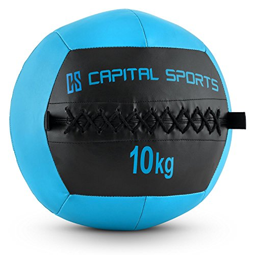 Capital Sports Wallba 10 Balón medicinal