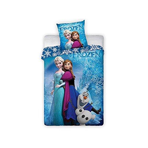Frozen El Reino del Hielo Funda Nórdica Anna, Elsa & Olaf 140 x 200 c