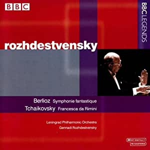 Rozhdestvensky Dirigiert Berlioz