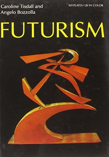 Futurism (World of Art Library) by Caroline Tisdall (1978-03-06)