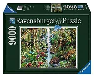 Ravensburger 17801 - Dschungel Tiere - 9000 Teile Puzzle
