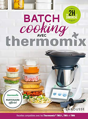 Batch Cooking Thermomix