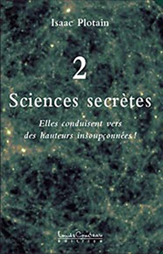 Sciences secrètes Tome 2