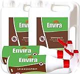 ENVIRA Mittel zur Spinnenvernichtung 2x2Ltr+2x500ml