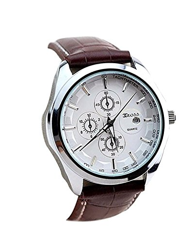 Cross Analogue Silver Dial Men's Watch – Ccrs-Wrst-Wtch image - Kerala Online Shopping