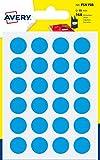 Avery España PSA15B - Bolsa de 168 gomets color azul