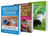Walking & Running To Marathons: Boxset: From Walking & Running to Marathons. 3 Book Guide on Completing Your Fitness Goals (Jogging, Marathon, Walking Training 1)