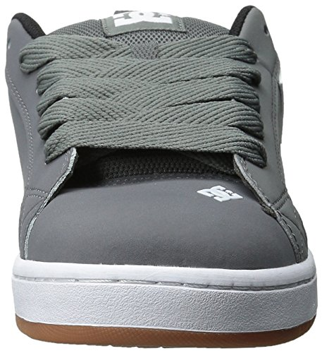 DC Shoes Court Graffik, Chaussures de skate homme Grey/White/Grey