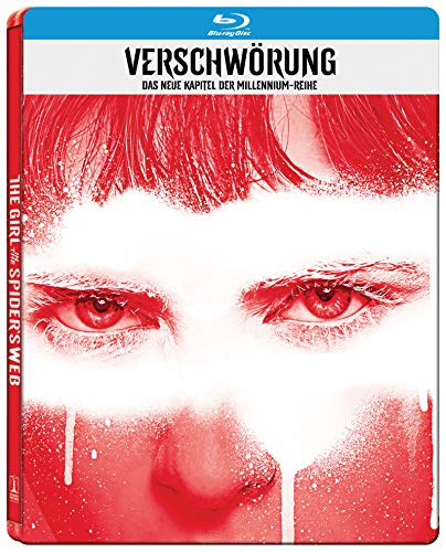 Verschwörung (Steelbook) [Blu-ray]