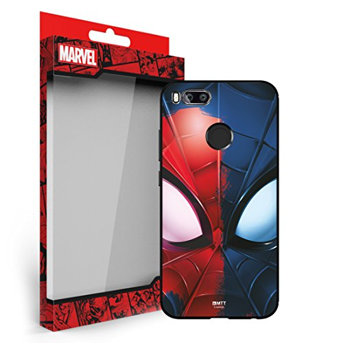 outlet store 0b455 d6d16 MTT Marvel Officially Licensed Tough Armor Back Case Cover for Xiaomi Mi A1  (Design42)