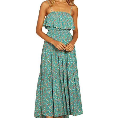 Rockabilly Kleider Damen Summer Dress for Women Kleider Damen festlich Rock Knielang Damen Rockabilly Kleid Vintage