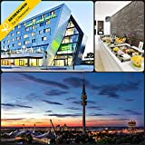 Reiseschein Vale de Viaje - 3 días en Pareja en Harry ́s Home Hotel Munich Moscú experimentar - Vale de Hotel Vale de Viaje Corto de Vacaciones Regalo