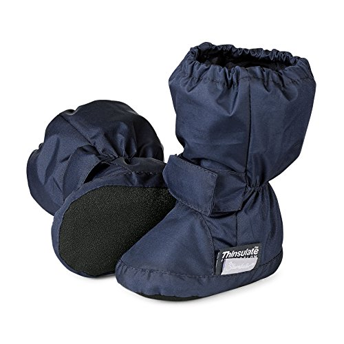 Sterntaler Schuh, Baby Jungen Krabbelschuhe, Blau (marine 300), 17/18 (Schuhe Jungen Baby)
