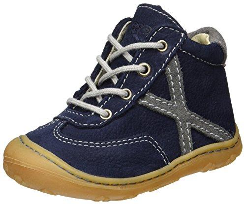 RICOSTA Unisex Baby Pamy Sneaker, Blau (See), 22 EU