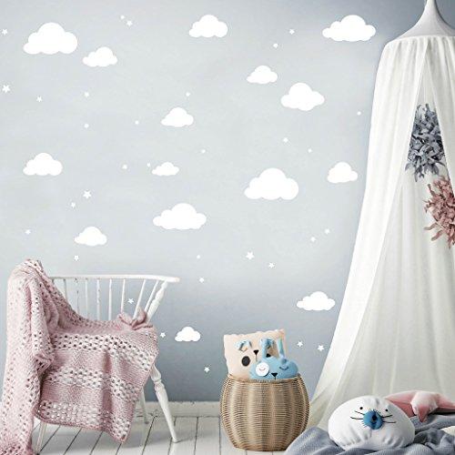 Cloud Wandtattoo (Wandtattoo