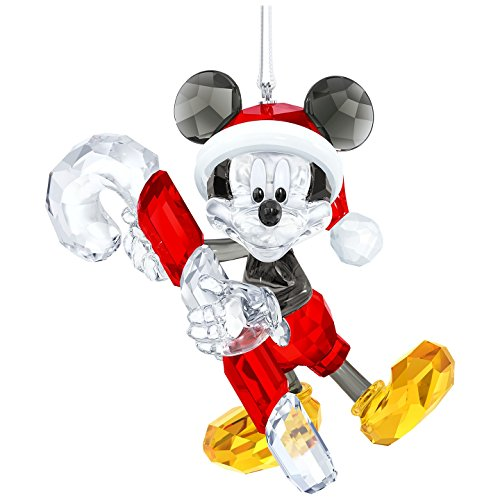 Swarovski mickey mouse weihnachtsornament mickey mouse christmas ornament 5135938