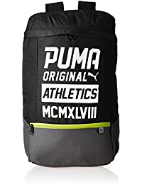 Puma 24 Ltrs Black-White Laptop Backpack (7482701)