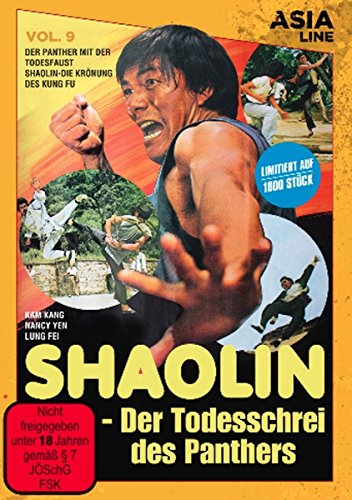 Shaolin - Der Todesschrei des Panthers [Limited Edition]