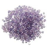 Beadsnfashion 2 Cut Seed Bugles Beads Vi...
