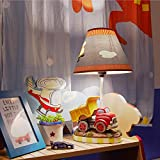 Lámpara infantil para mesita de noche
