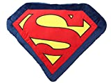 DC Comics - Superman - Kissen - Superman - Logo - 47 x 60 x 8 cm