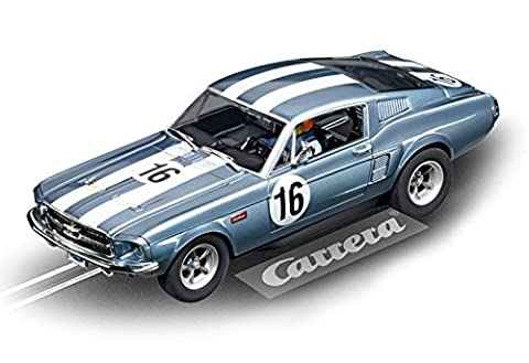 Carrera Digital 132 30758 Ford Mustang no. 16 by Carrera USA