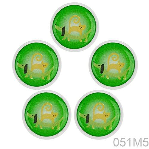 lavagna-magneti-da-frigorifero-051-m5-pezzi-assortiti-magneti-dogs-pets-056-per-bambini-nursery-casa