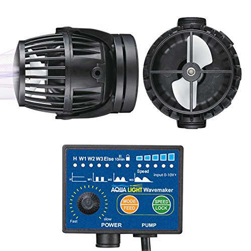 AquaLight, Easy Stream Wavemaker WM-05 Strömungspumpe - 5W / 3.000l/h - DC12Volt
