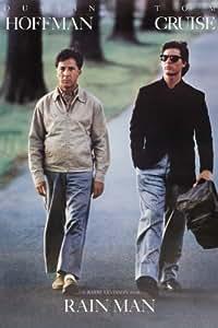 Rain Man - Mounted Movie Poster