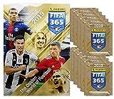 Panini FIFA 365 - 2018/2019 - Sammelsticker - 1 Album + 10 Tüten - Deutsch