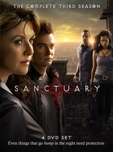 Sanctuary - Season 3 (4 Dvd) [Edizione: Regno Unito]