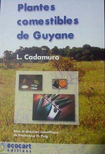 Plantes comestibles de Guyane