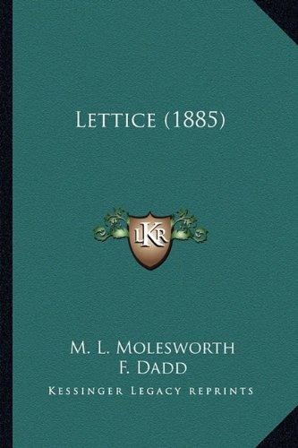 Lettice (1885)