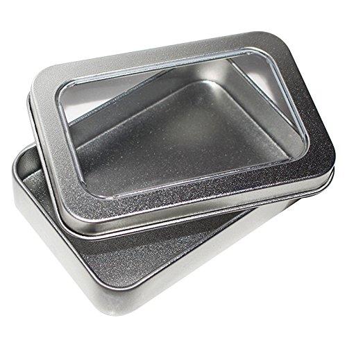 Zoom IMG-3 kurtzy scatola metallo rettangolare 10pz