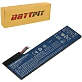BattPit Notebook Akku für Acer AP12A3I (4850 mah / 54wh )