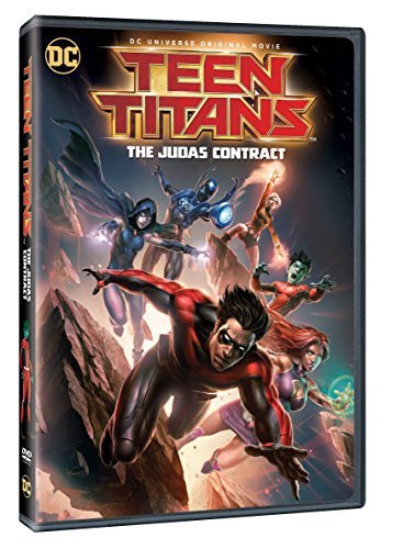 Teen Titans: The Judas Contract [Francia] [DVD]
