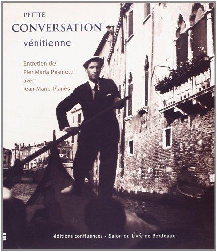 Petite conversation vénitienne