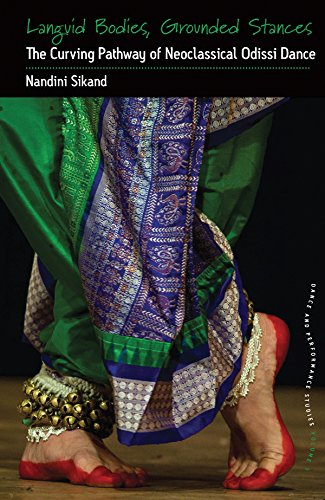 Languid Bodies, Grounded Stances (Dance and Performance Studies) por Nandini Sikand