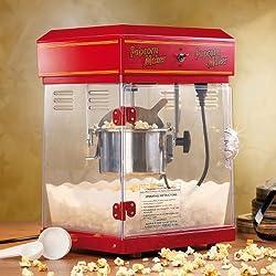Testberichte zu Popcornmaschine Rosenstein & Söhne