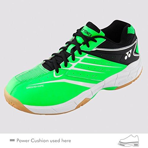 Yonex POWER CUSHION Comfort Advance, Badmintonschuhe, Squashschuhe, Tischtennisschuhe, Volleyballschuhe, Hallenschuhe (45)