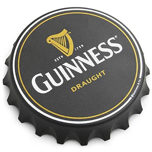 Guinness Flaschenöffner und Kühlschrankmagnet (Guinness Flaschenöffner Magnet)