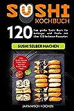 ZUNTO sushi selber machen Haken Selbstklebend Bad und Küche Handtuchhalter Kleiderhaken Ohne Bohren 4 Stück