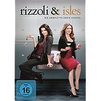 Rizzoli & Isles - Die komplette erste Staffel [3 DVDs]