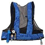 Piesl Waistcoat Vortex Tube Air Conditioner Waistcoat Compressed Air Cooling Welding Steel Vest