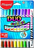 Maped Color'Peps Duo Felt Pens 847010